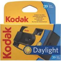Kodak Einwegkamera für Farbfotos, 39 Aufnahmen
