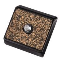 Hama Stativ-Kameraplatte für Traveller 163 Ball