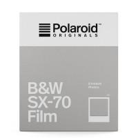 Polaroid Originals B&W Film für SX-70, 8 Blatt