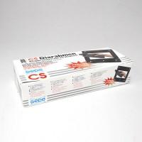 Gepe CS-Diarahmen 24x36 mm, 1,8 mm, 24x36 mm, 200 Stück