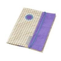 aha: Hülle für Kinder-Untersuchungsheft, Girl´s Purple