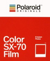 Polaroid Originals Color Film für SX-70, 8 Blatt