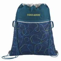 coocazoo Sportbeutel RocketPocket2, Laserbeam Blue