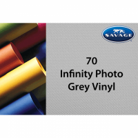 Savage Vinyl Hintergrund 1.52 x 2.13 m Infinity Photo Gray