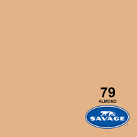 Savage Hintergrundpapier Almond 2.72x11m