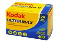 Kodak GC 135-24 Ultra 400 Box