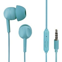 Thomson EAR3005TQ Kopfhörer, In-Ear, Mikrofon, Türkis