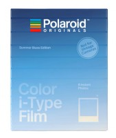 Polaroid Originals I-Typ Color Summer Blues (no battery)