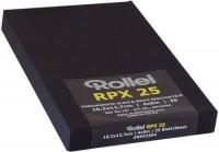 Rollei RPX 25, 4x5inch, 25 Blatt