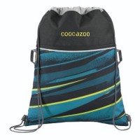 coocazoo Sportbeutel RocketPocket2, Wild Stripe