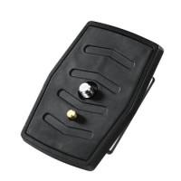 Hama Schnellkupplungsplatte für Stative Delta 160, 3D/Delta Duo 170, 3D