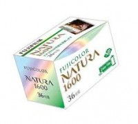 Fujifilm Natura 1600, 135/36