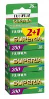 Fujifilm Superia X-tra 400 135-36 2+1