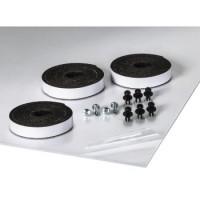 Xavax Unterbauplatte für Wasch- und Spülmaschinen, 60 x 60 cm