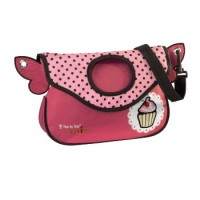Step by Step JUNIOR Kindergartentasche Alpbag Girls, Sweet Cake