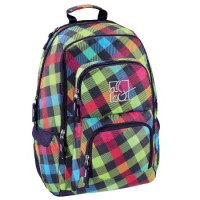 All Out Rucksack Louth, Rainbow Check