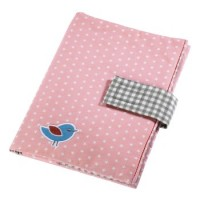 aha: Windeltasche mit Schnullerband, Girl´s Pink