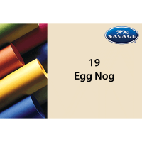 Savage Hintergrundpapier Egg Nog 1.35x11m