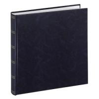 Hama Jumbo-Album Birmingham, 30x30 cm, 100 weiße Seiten, Blau