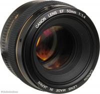 Canon EF 50mm / 1.4 USM