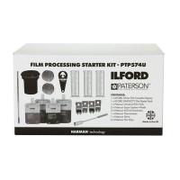 Ilford und Paterson Entwicklungs Kit