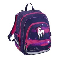 BAGGYMAX Speedy Schulrucksack Unicorn Dream