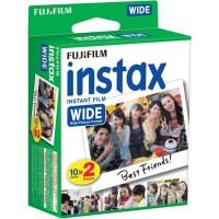 Fujifilm Instax Color, 2x10 Fotos