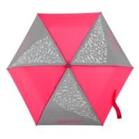 Doppler Regenschirm Neon Pink