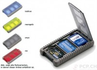 Gepe Card Safe Mini icblue