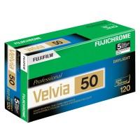 Fujifilm Fujichrome Velvia 50, 5x 120