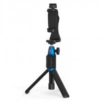 SIRUI TSH-01KX Ministativ & Selfiestick schwarz für Smartphones