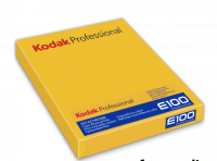 Kodak Ektachrome E100, 8x10 inch (20x25 cm), 10 Blatt