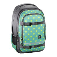 All Out Rucksack Selby, Mint Dots