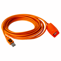 TetherPro USB 2.0 Active Extension 5m/16' orange