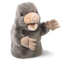 Folkmanis Handpuppe LITTLE PUPPET Kleiner Maulwurf