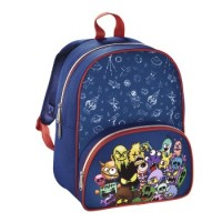 Hama Rucksack Easy, Monsters