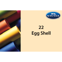 Savage Hintergrundpapier Egg Shell 2.72x11m