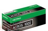 Fujifilm Neopan Acros II, 120
