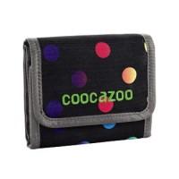 coocazoo Geldbeutel CashDash, Magic Polka Colorful