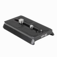 Sirui VP-90 Wechselplatte für VH-Videoköpfe 90mm