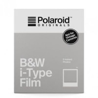 Polaroid Originals I-Typ B/W Schwarzweiss (no battery)