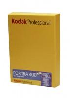 Kodak Portra 400 4x5; 10 Blatt