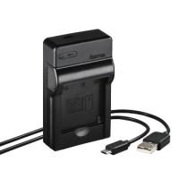 Hama USB-Ladegerät Travel für Nikon EN-EL19