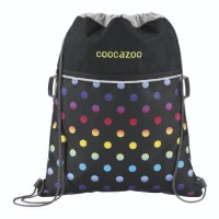 coocazoo Sportbeutel RocketPocket2, Magic Polka Colorful
