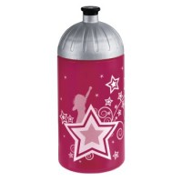 Step by Step Trinkflasche Popstar, Pink