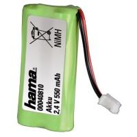 Hama NiMH-Akku-Pack 2,4 V/550 mAh für Siemens Giga