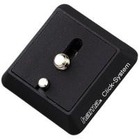 Hama Stativ-Kameraplatte K für Schnellbefestigungs-System