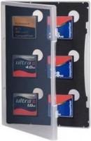 Gepe Card Safe Store für CF-Karten, transparent