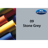 Savage Hintergrundpapier Stone Gray 1.36x11m