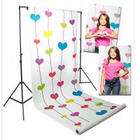 Savage Floating Hearts 1,35m x 5,50m